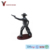 modern metal statues home decoration pieces