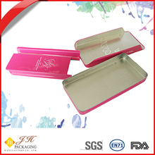JH Bright in colour E-cigarette lady cigarette tin box for wholesale