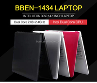 Cheap laptop in China!!! Intel Processor Manufacture and Intel Core Type Ultrabook Support Emmc 32G