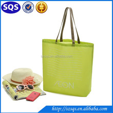 Promotion Folding Polyester Cute Fashion Walker Tote Shopping Bags Personalized