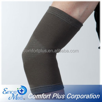 Bamboo charcoal knitting elbow support