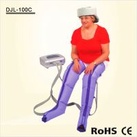 Air Pressure Leg Massage Machine for Blood Circulation