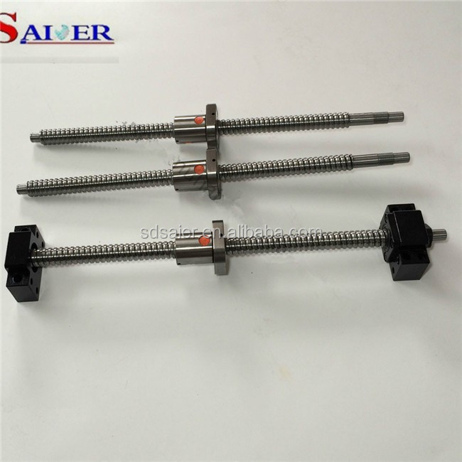 TBI brand most popular model ball screw SFU1605 in stock for sale