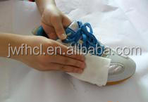 shoe wipe material/raw material/spunlace nonwoven