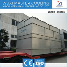 125 Ton Closed Circuit Cross Flow MSTHB-125 New Brand Water Cooling Tower Water Cool Industrial Chiller