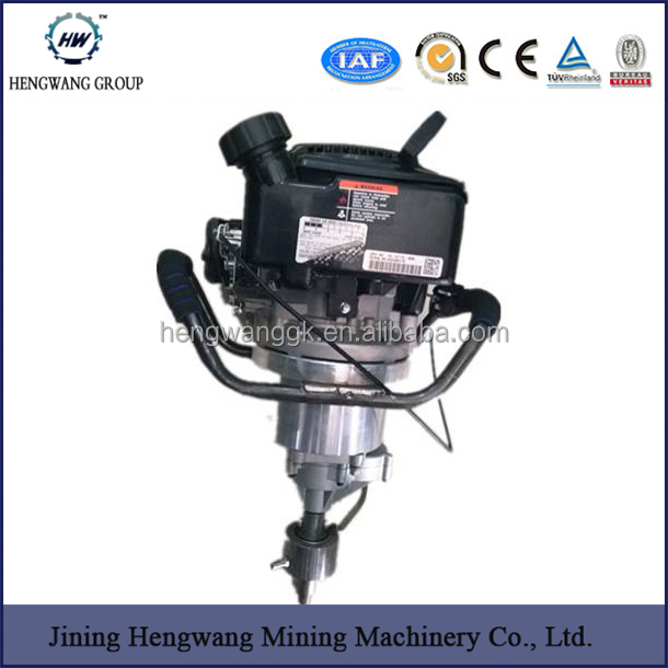 China Portable Backpack Drilling Rig for Borehole/Core Drilling/Geologocal Exploration