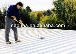 Waterproof Elastomic Liquid Roof Coating White/Gray/Black
