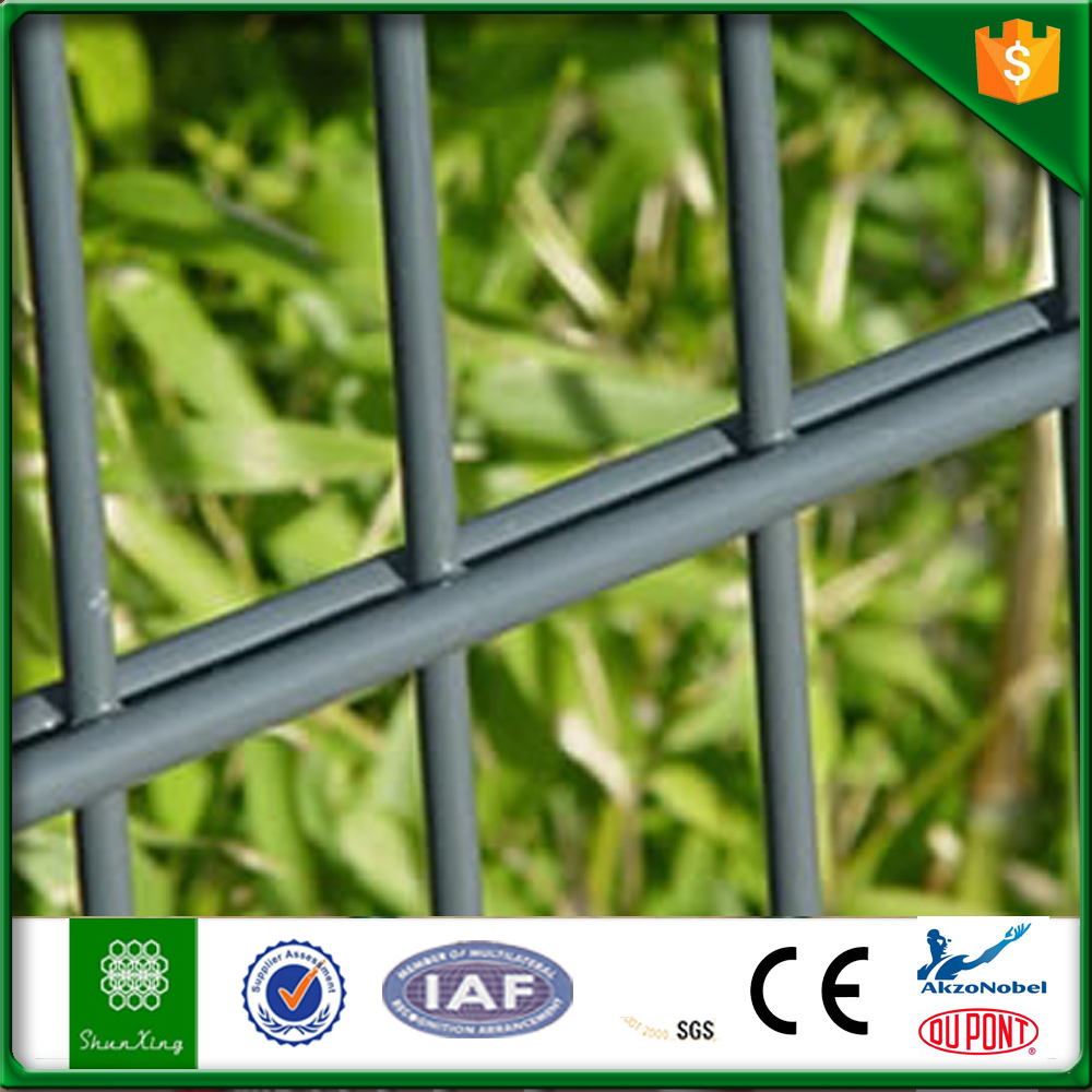 Colorful steel 868 weld double fence panel