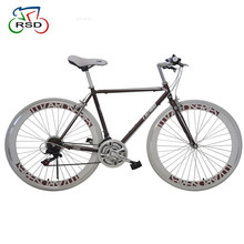 "CE certification Custom logo 26"" road bikes /color tyre alloy Quando hub fixie road bikes /used carbon road bikes alibaba"