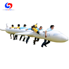 wholesale party team building giant inflatable sports games for adults, large interactive inflatable adult games