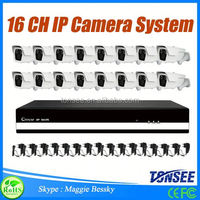Bessky new wireless security system ip camera 16 channel,P2p Hd Resolution Wireless,H 264 Cctv Software Dvr Cctv