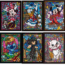 Factory directly Cheap wholesale famous Cartoon princess and Micky Mouse Diamond painting