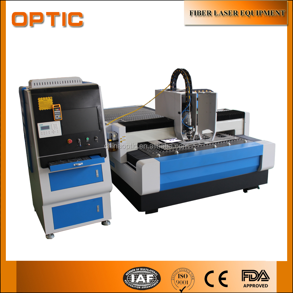 Laser Engraving Application and Water Cooling Mode mini craft laser cutting machine for metal sheet and pipes
