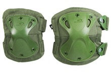 High Quality Elastic Shell Protective Gear Pads Tactical X Shape Knee & Elbow Pads Military Knee Pads
