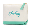 multifunction travel canvas cosmetic bag