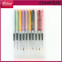 Good quality popular pro design nail art dotting tools