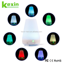 High Quality Electric Essential Oil Diffuser with100ML Capacity, Mini Ultrasonic Humidifer for Aromatherapy