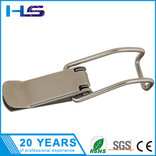 Stainless steel hardware boxes spring loaded toggle latch hasp switch