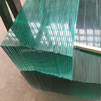 4-19mm Tempered Glass Panels(CE/ISO/SGS/CCC)