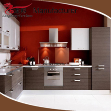 Modern Fashion L Shaped Modular Modern Kitchen Designs For Carbinet