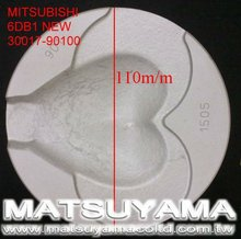 Piston for Mitsubishi 6DB1