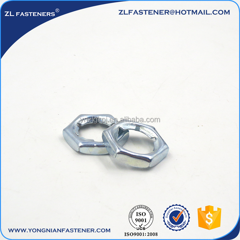 China made carbon steel DIN7967 Tight Nut