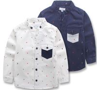 S12534A new style boys shirts