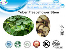 Medical Grade Vine of Multiflower Knotweed and Tuber Fleeceflower Stem Extract Powder