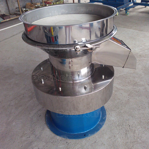Soy milk filter, vibrating filtering machine and equipment
