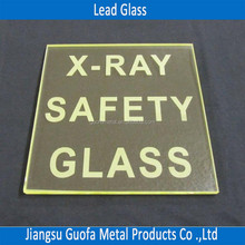 Machined Radiation Shielding Lead Glass For X-ray Rooms