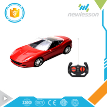 Hot sale best price 1:16 4 channels emulational sports toy rc model car for children