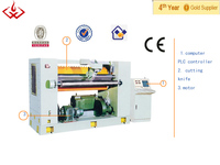 paperboard production line NC cut-off