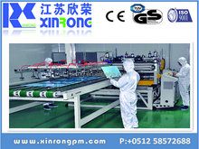 high quality hot sale pp/pe/abs/pmma/pc/ps/hips plastic sheet extrusion line