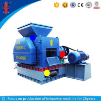 China suppliers new type coal briquetting machine