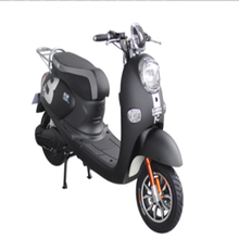 60V1000W Electric Motorbike with Pedal, Electric Powered Dirt Bike for Adult