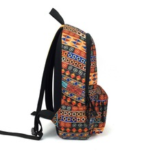 China supplier leisure fashion school backpack 2017