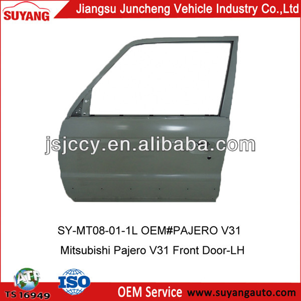 OEM Quality Aftermarket Mitsubishi Pajero Body Parts