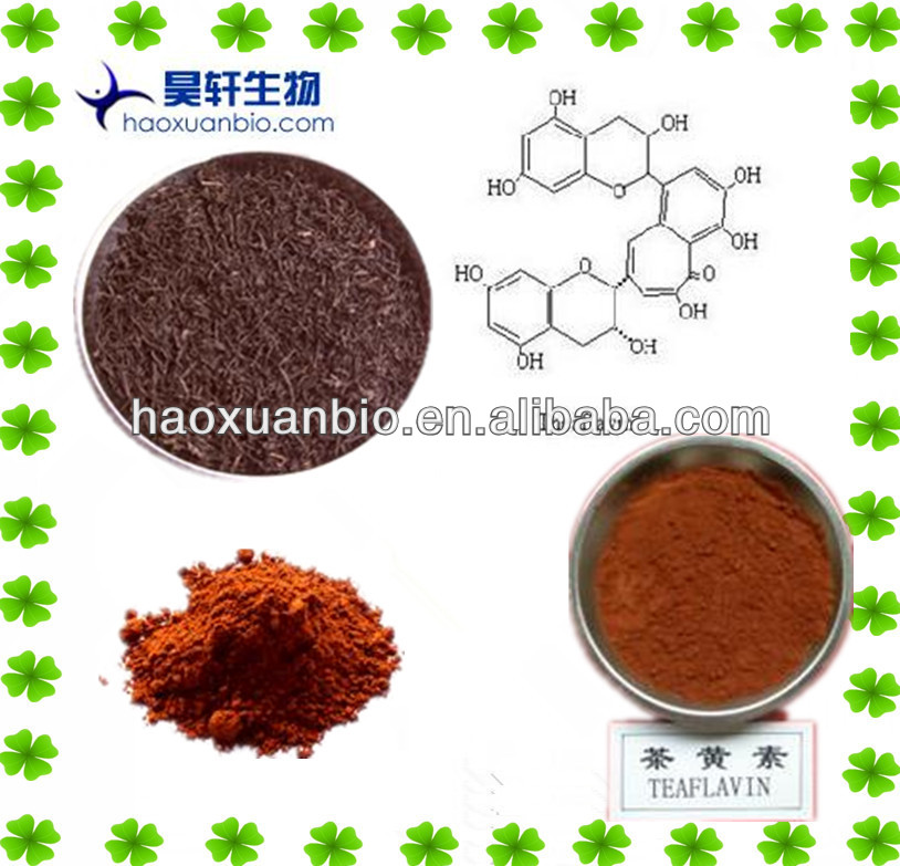 Black Tea extract 10%-40%