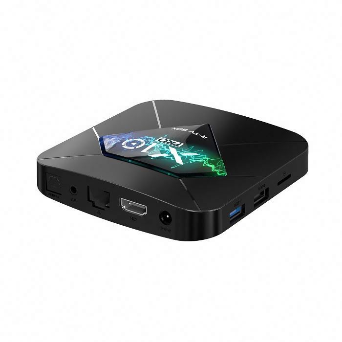 [ Amlogic S905X2 ] New brand <strong>x10</strong> S905W 2G 16 TV Box quad core stream tv box for <strong>promotion</strong> Android 8.1 Set Top Box