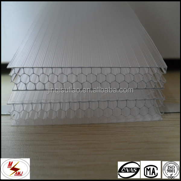 10-year Guarantee 3mm Polycarbonate Sheet Price