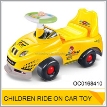Unique kids ride on car toys Baby walking car Kids toy taxi OC0168410