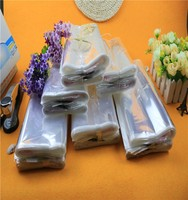 OPP transparent plastic packaging bags for clothes