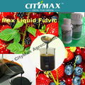 fulvic acid concentrated solution liquid fertilizer agents