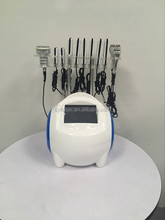 Customized professional laser slim sonix ultrasonic cavitation slimming machine with 635-650nm
