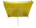 Weideng hotsale outdoor tilt fishing square beach umbrella