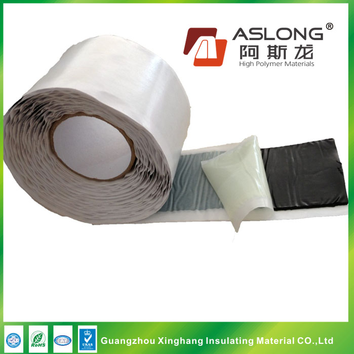 Self Adhesive waterproof insulation butyl rubber tape