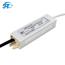 CV IP67 Class II 12v 10w 12w 15w 100w slim led transformer, high voltage frequency outdoor power supply
