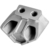 China supplier professional custom metal products aluminium die casting parts oem parts