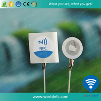 13.56Mhz Ultralight Programmable RFID NFC Tag / Label / Sticker