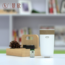 Shenzhen Wholesale Car Humidifier Ultrasonic Aromatherapy Essential Oil Car Diffuser